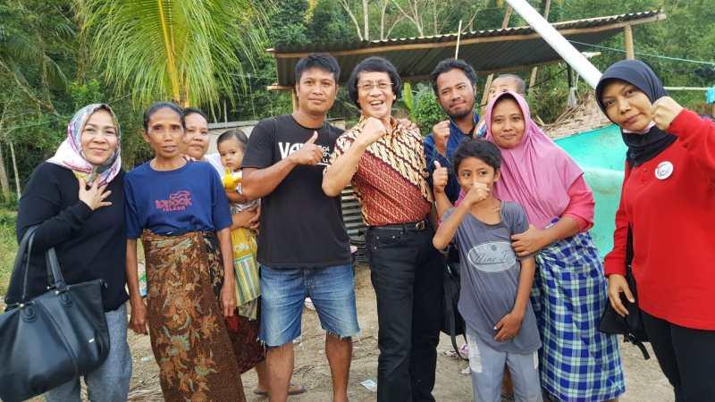 Kak Seto Pemerhati Anak Memotivasi Masyarakat Lombok Utara