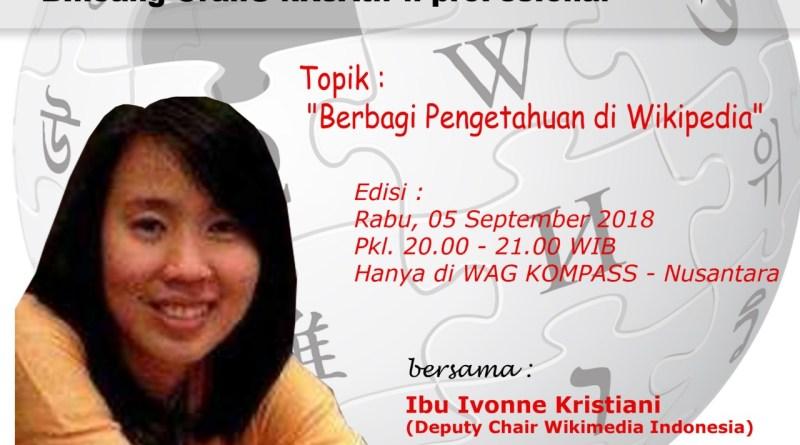 Program Biografi Komunitas Para Sales Super Nusantara 5 September 2018