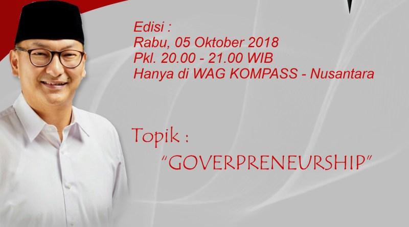 Program Biografi KOMPASS Nusantara 3 Oktober 2018