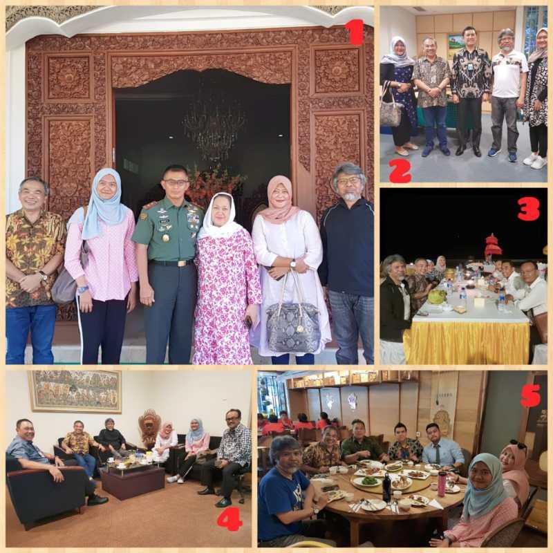 Sharing dan Silaturahim ke Banyak Teman di Bali