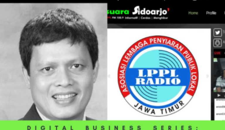 DIGITAL BUSINESS SERIES Muhammad Idham Azhari Edisi 6 April 2019