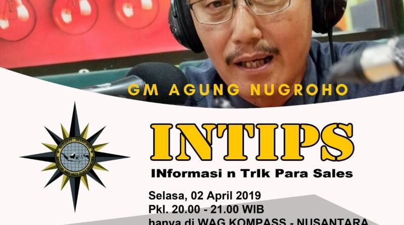 Program INTIPS KOMPASS Nusantara 2 April 2019