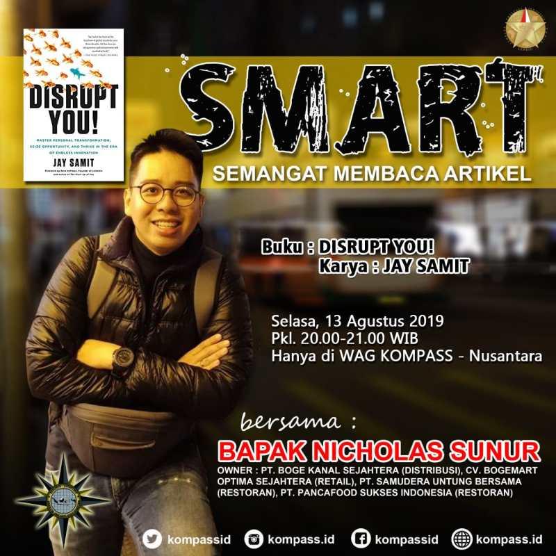 Program SMART KOMPASS Nusantara 13 Agustus 2019
