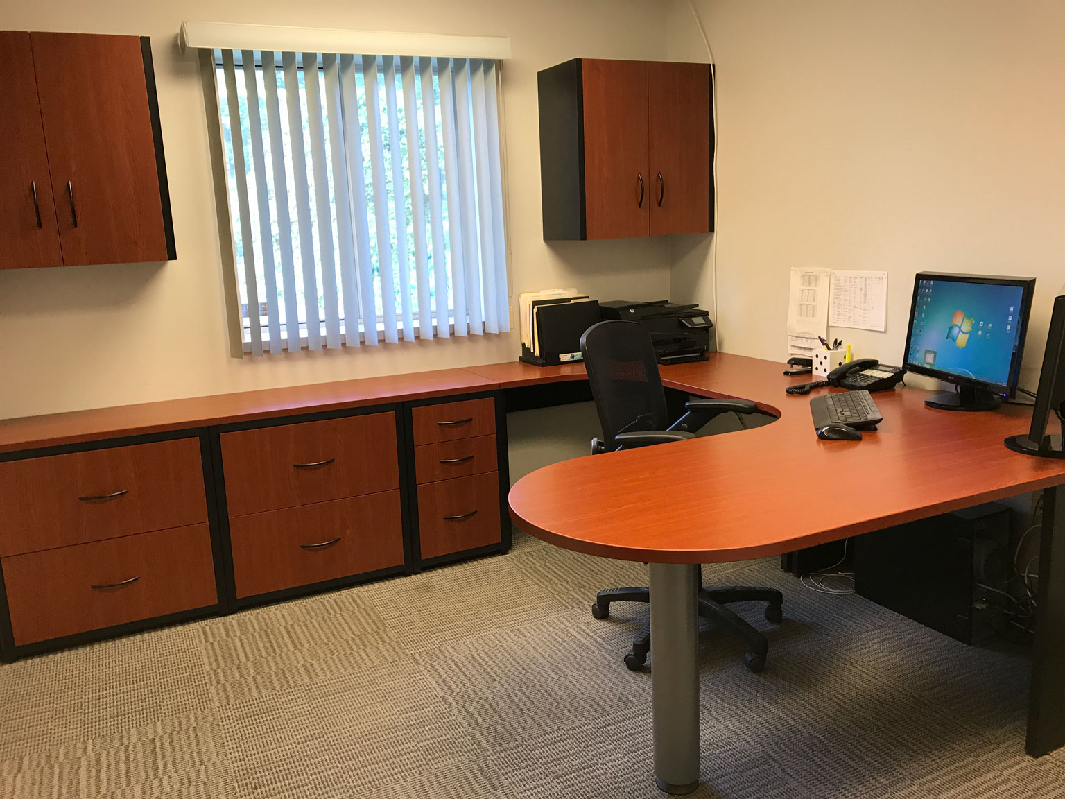 Office Furniture and Work Surfaces  Komponents Laminated