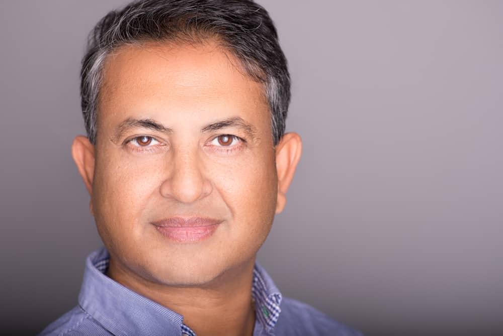 Kumar K. Goswami, the CEO of Komprise