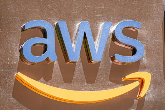 Image showing Amazon Web Services logo