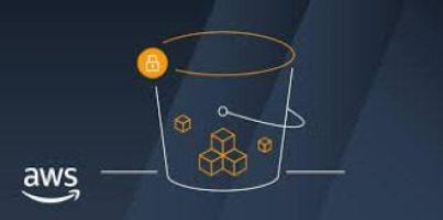 Amazon Web Services S3 buckets configured with S3 Object Lock