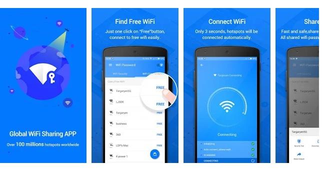 Aplikasi Android Bobol WiFi