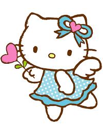 gambar baju hello kitty anak