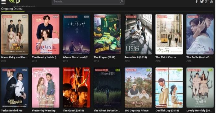 10 Rekomendasi Situs Nonton Drama Korea Online Subtitle Indonesia Terbaik