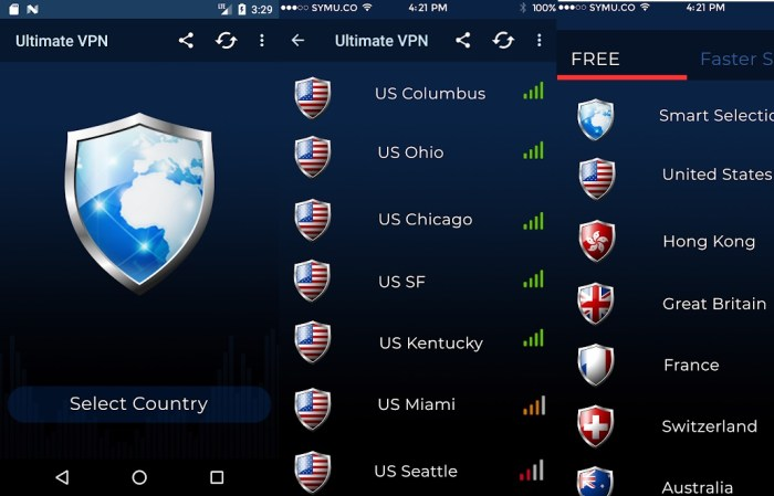 FREE VPN - Unlimited Free Fast VPN for Android
