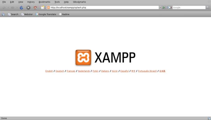 Localhost Menggunakan XAMPP