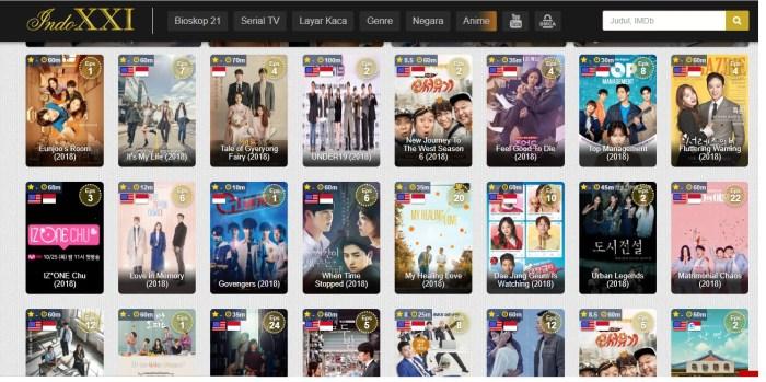 Situs Nonton Drama Korea Online Subtitle Indonesia Terbaik
