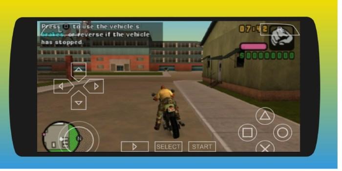 Free Emulator for PSP
