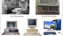 Generasi Komputer dari Masa ke Masa Modern Saat Ini