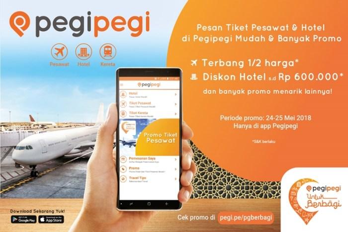 Pegipegi booking hotel