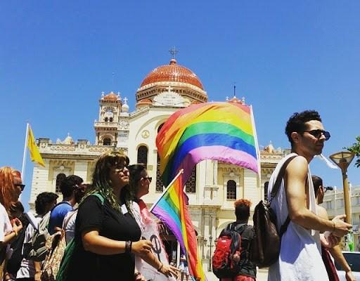 Girit'te ilk Onur Yürüyüşü – 1.LGBTQI+ Pride Κρήτης