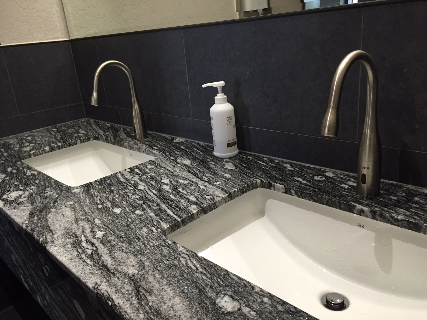 kona ozone disinfection faucet system