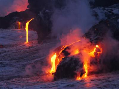 lava flow tour