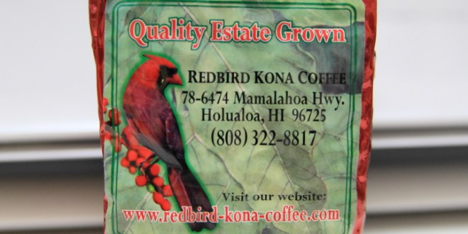redbird kona coffee review