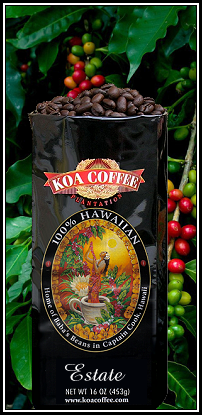 koa estate coffees
