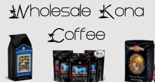 wholesale kona coffee - bulk