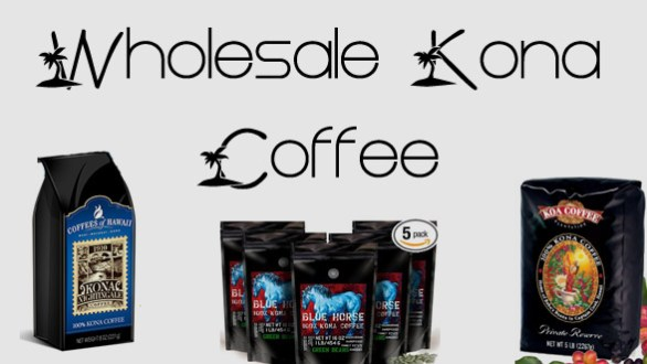 wholesale kona coffee - bulk