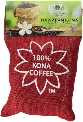 extra fancy kona coffee beans