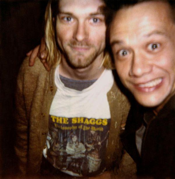 Entretien la dernière séance photo de Kurt Cobain vingt