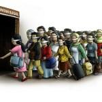 Buruh Migran, Air Mata di Penampungan