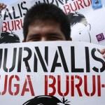 Kacang May Day untuk Jurnalis