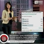 Debat Pilkada DKI, Ketika Perempuan Hanya Dilihat Sebatas Yang Nampak Saja