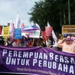 Memberangus Hak Politik Perempuan di Hari Perempuan Internasional