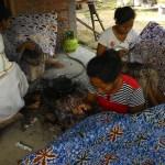 Cerita Perempuan dalam Selembar Batik