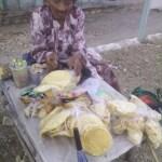 Para Perempuan Penjual Jajanan Pasar
