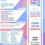 Feminist Festival 2019 Dorong Narasi Kesetaraan Gender dan Hak Perempuan