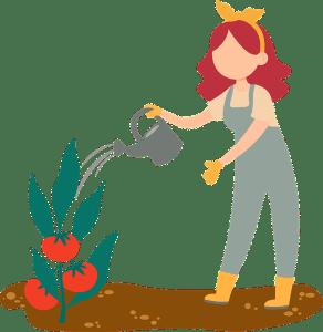 Mari Menanam: Bukan Mie Instan dan Makanan Kaleng Yang Dibutuhkan Perempuan