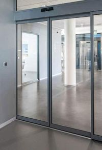 KONE Automatic Sliding Doors