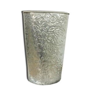 galvanized metal planters manufacturer from India - Kone Crafts