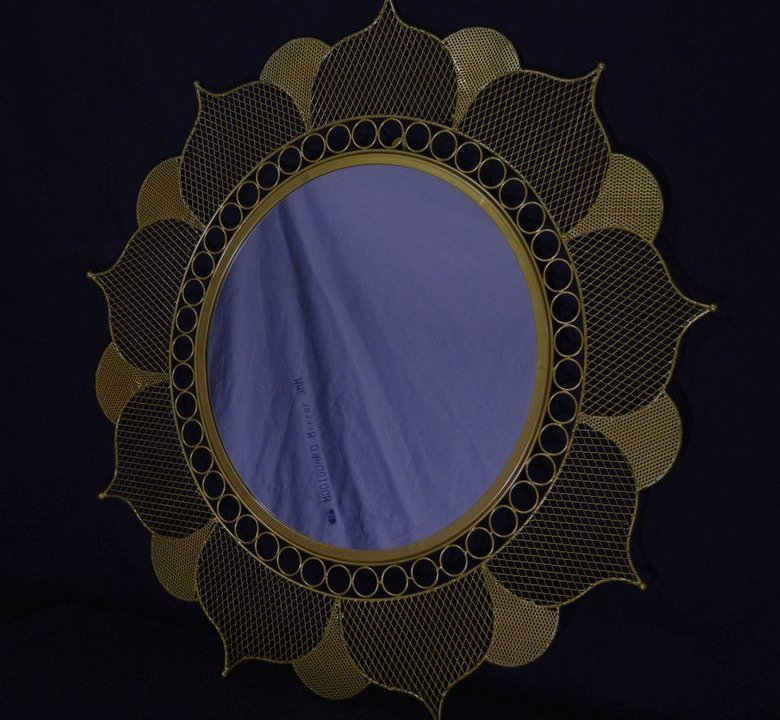mirror wall art manufacturers from India