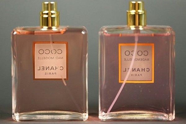 Comment déterminer l'authenticité du parfum
