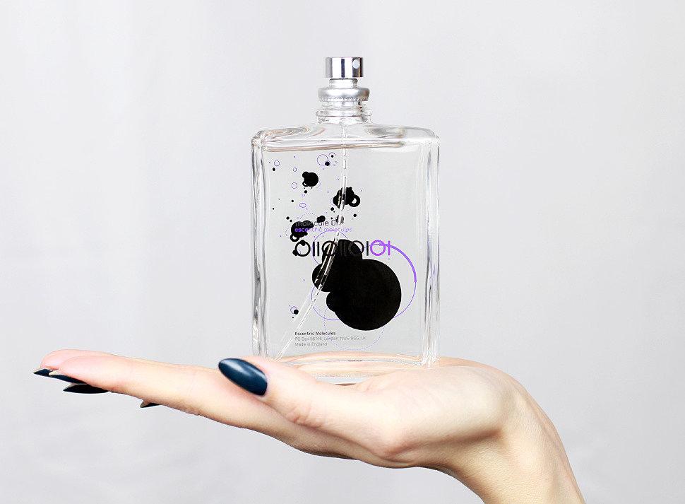 Parfyme med kvinnelige feromoner