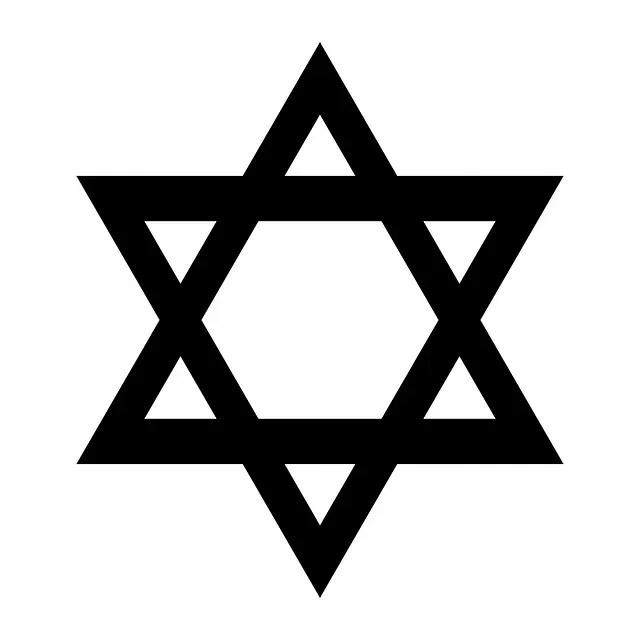 Gwiazda Dawida jej znaczenie, historia i symbolika