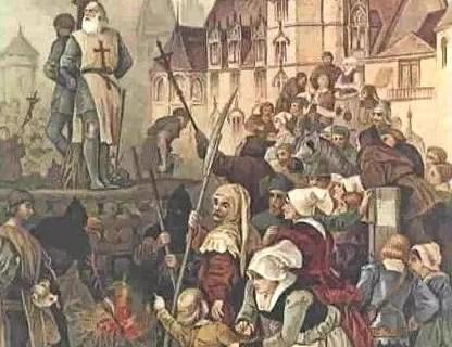 Zakon Templariuszy i jego tajemnice