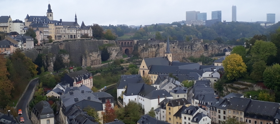 Visiting Luxembourg, the least populous country in Europe