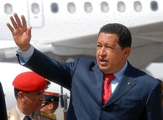 Hugo Chavez - Bildquelle: Wikipedia / Valter Campanato/ABr (Creative Commons License Attribution 3.0 Brazil)