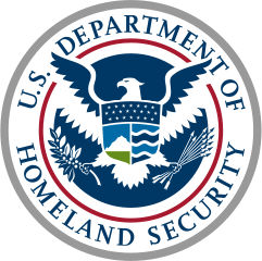 Department of Homeland Security - Bildquelle: Wikipedia / www.uscg.mil