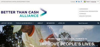 Better Than Cash - Bildquelle: Screenshot-Ausschnitt www.betterthancash.org