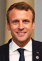 "Emmanuel Macron - Bildquelle Wikipedia / EU2017EE Estonian Presidency; Creative-Commons-Lizenz ""Namensnennung 2.0 generisch"""