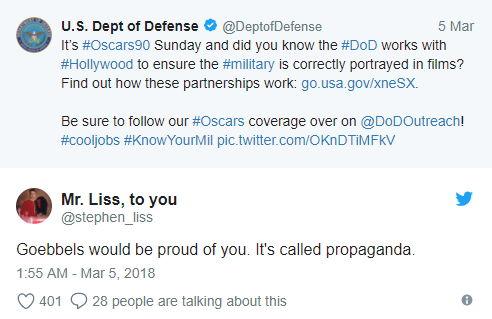 Tweet Mr Liss - Bildquelle: Screenshot-Ausschnitt Twitter
